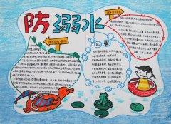 防溺水手抄报图片,如何防溺水