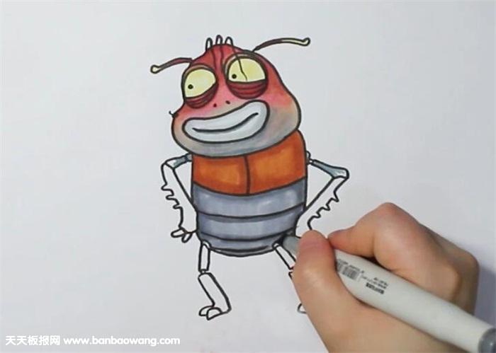 我喜欢的昆虫 作文_昆虫作文100字_昆虫总动员作文